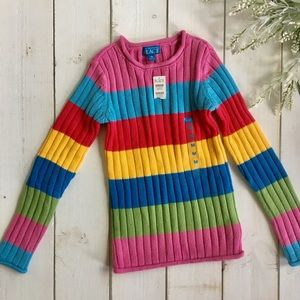 NWT Children's place girls size 7/8 sweater
